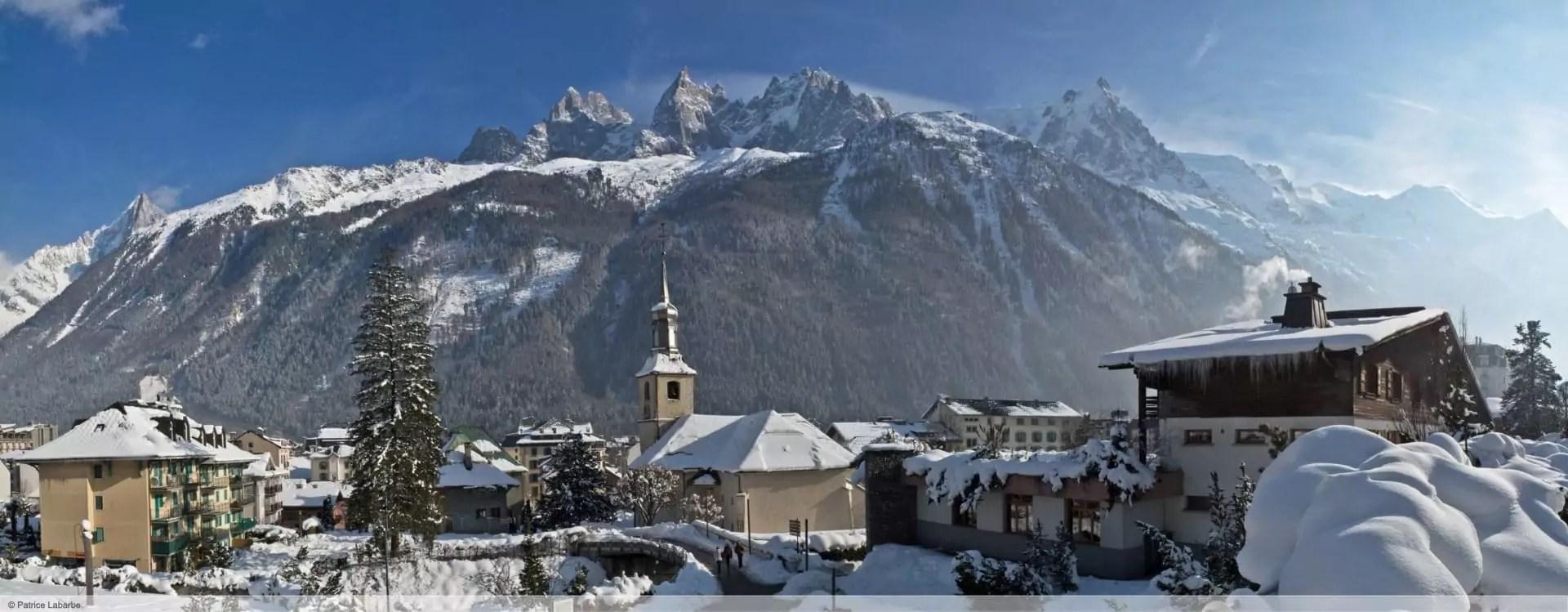 wintersport en aanbiedingen in Chamonix
