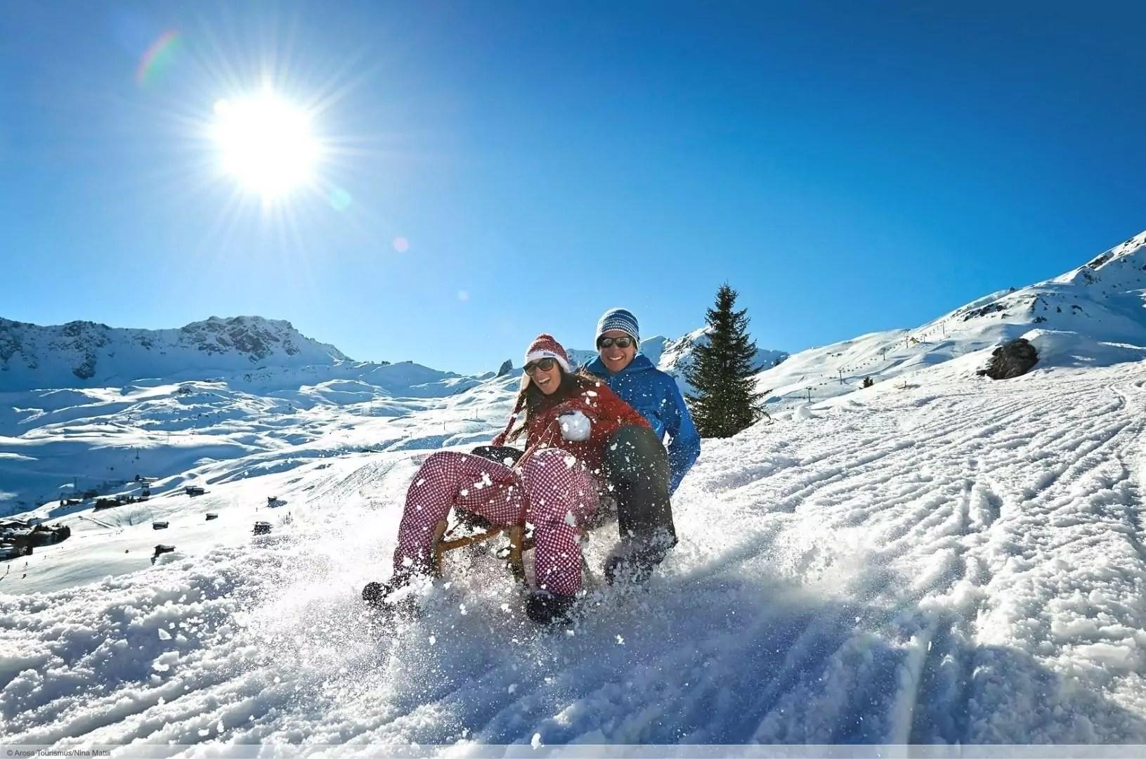 après-ski in Arosa