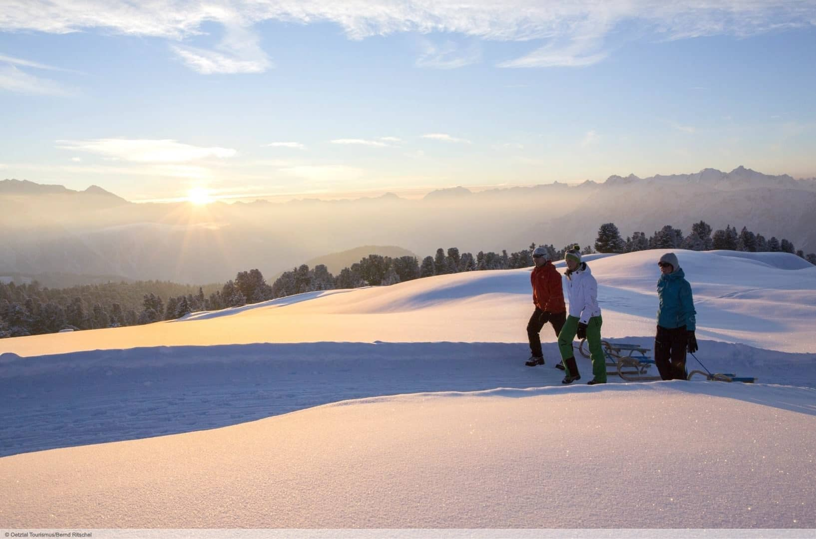 après-ski in Oetz