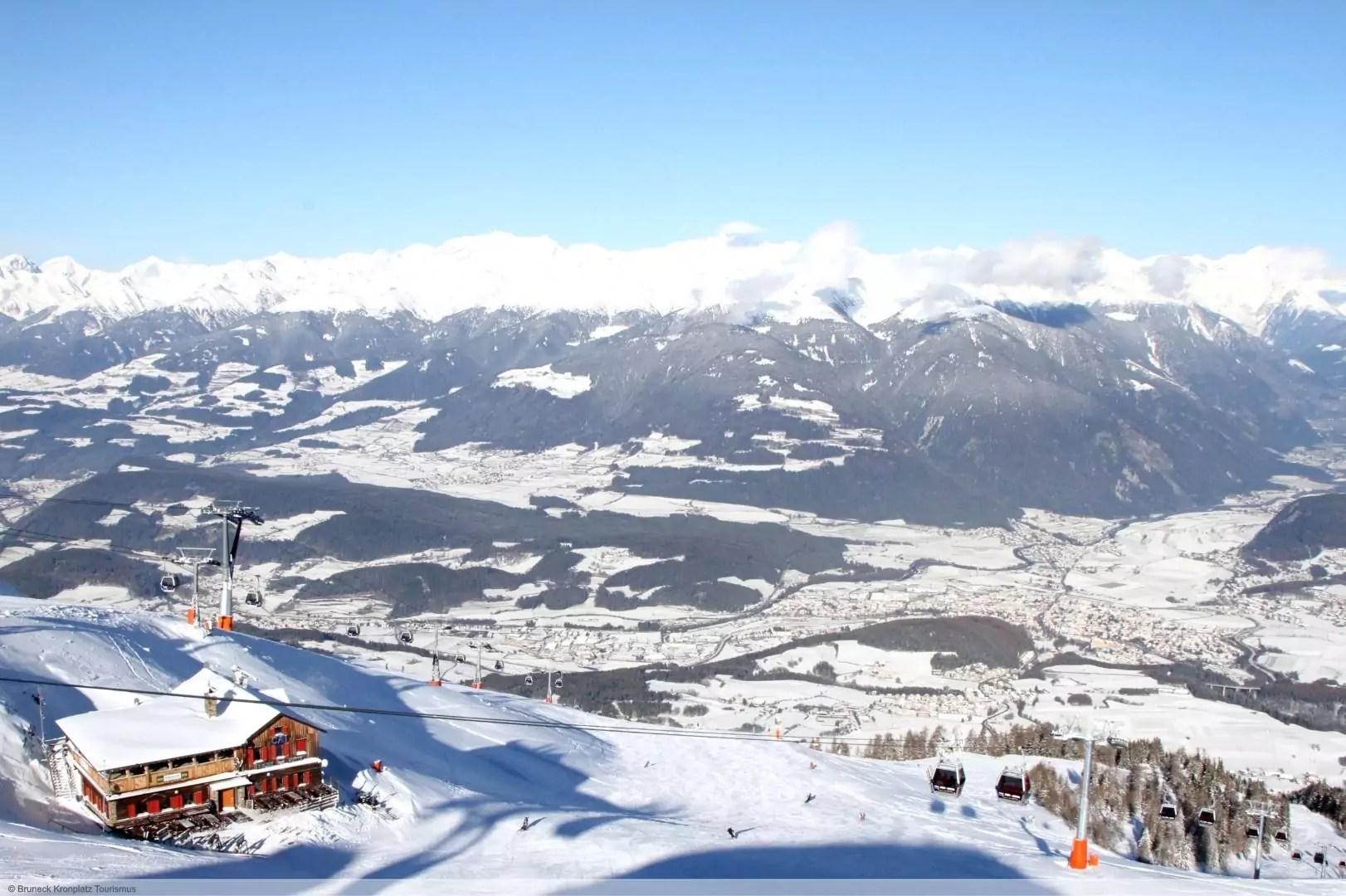 wintersport en aanbiedingen in Falzes