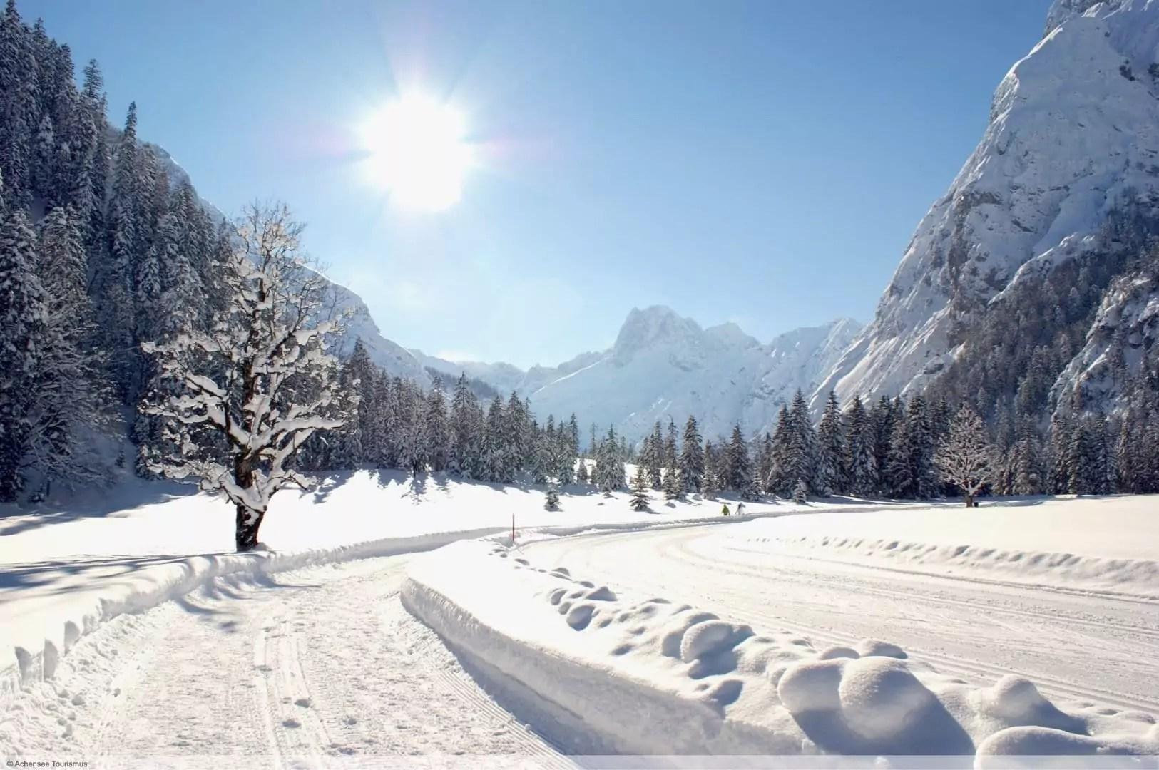 après-ski in Pertisau