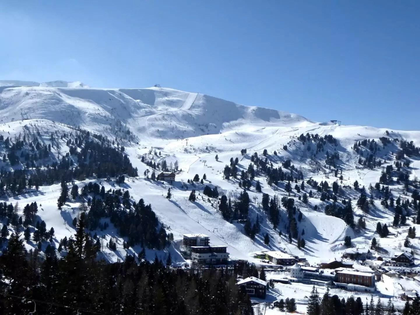 wintersport en aanbiedingen in Turrach