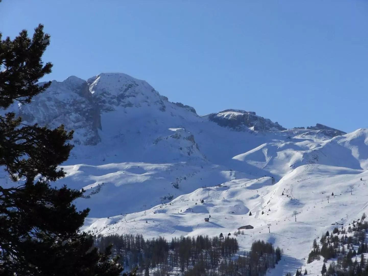 wintersport en aanbiedingen in SuperDévoluy