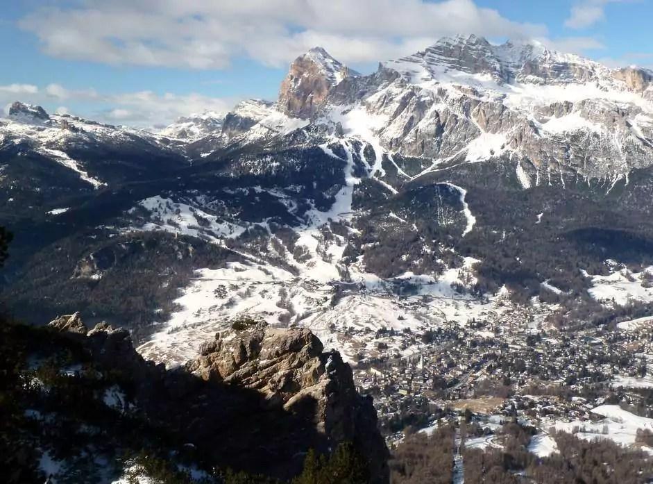 wintersport en aanbiedingen in Cortina d'Ampezzo