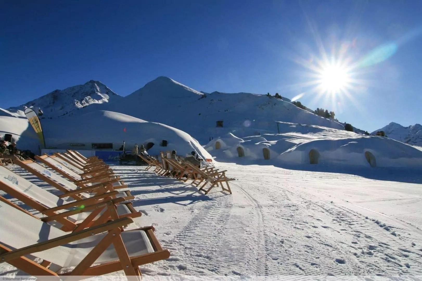 après-ski in Mayrhofen