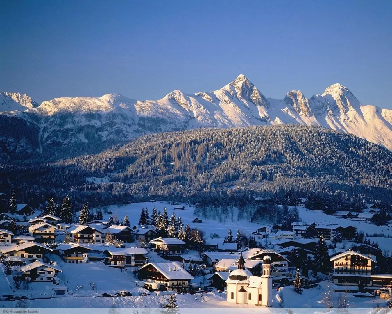wintersport en aanbiedingen in Seefeld