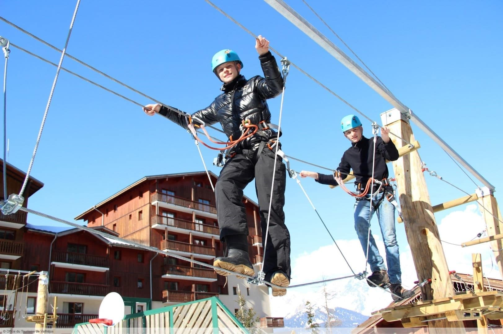 après-ski in Valfréjus