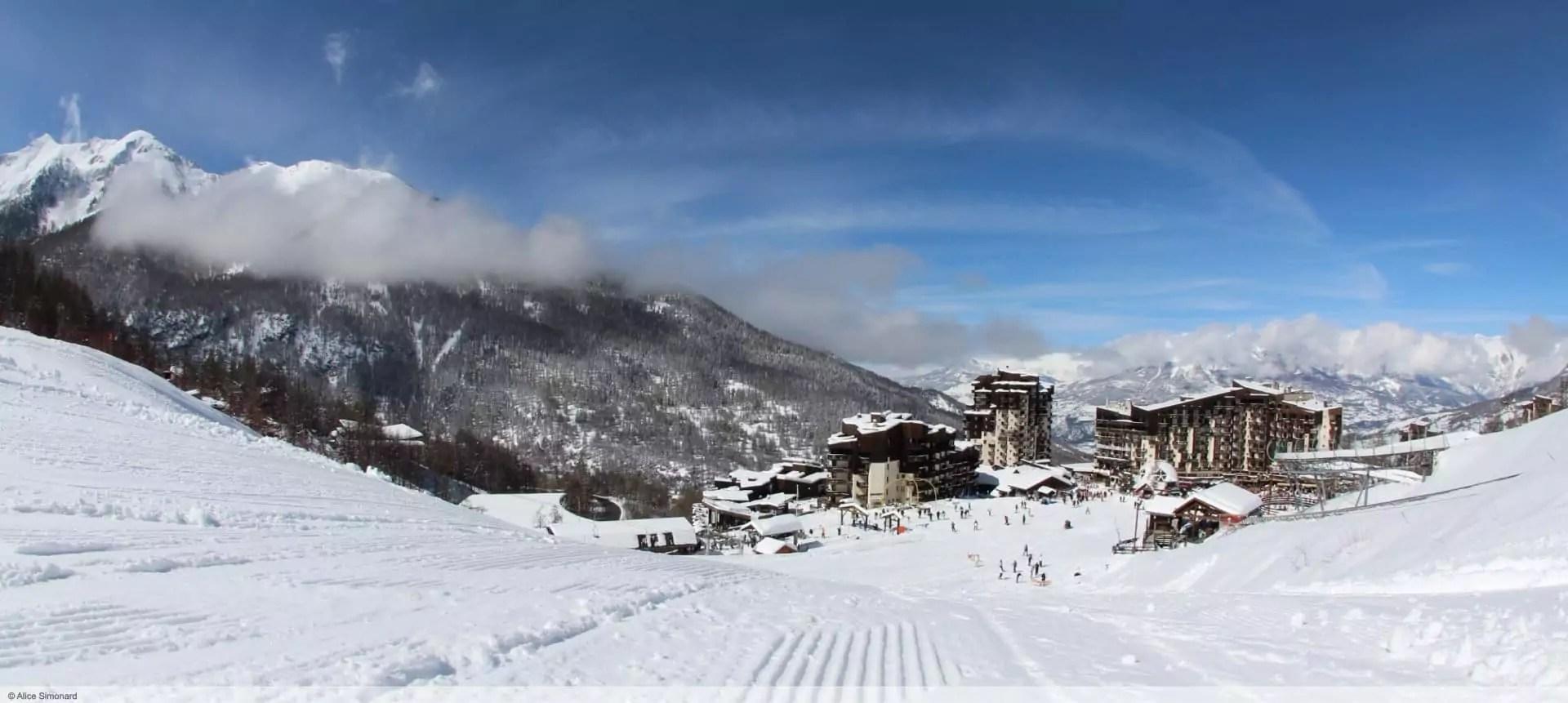 wintersport en aanbiedingen in Les Orres