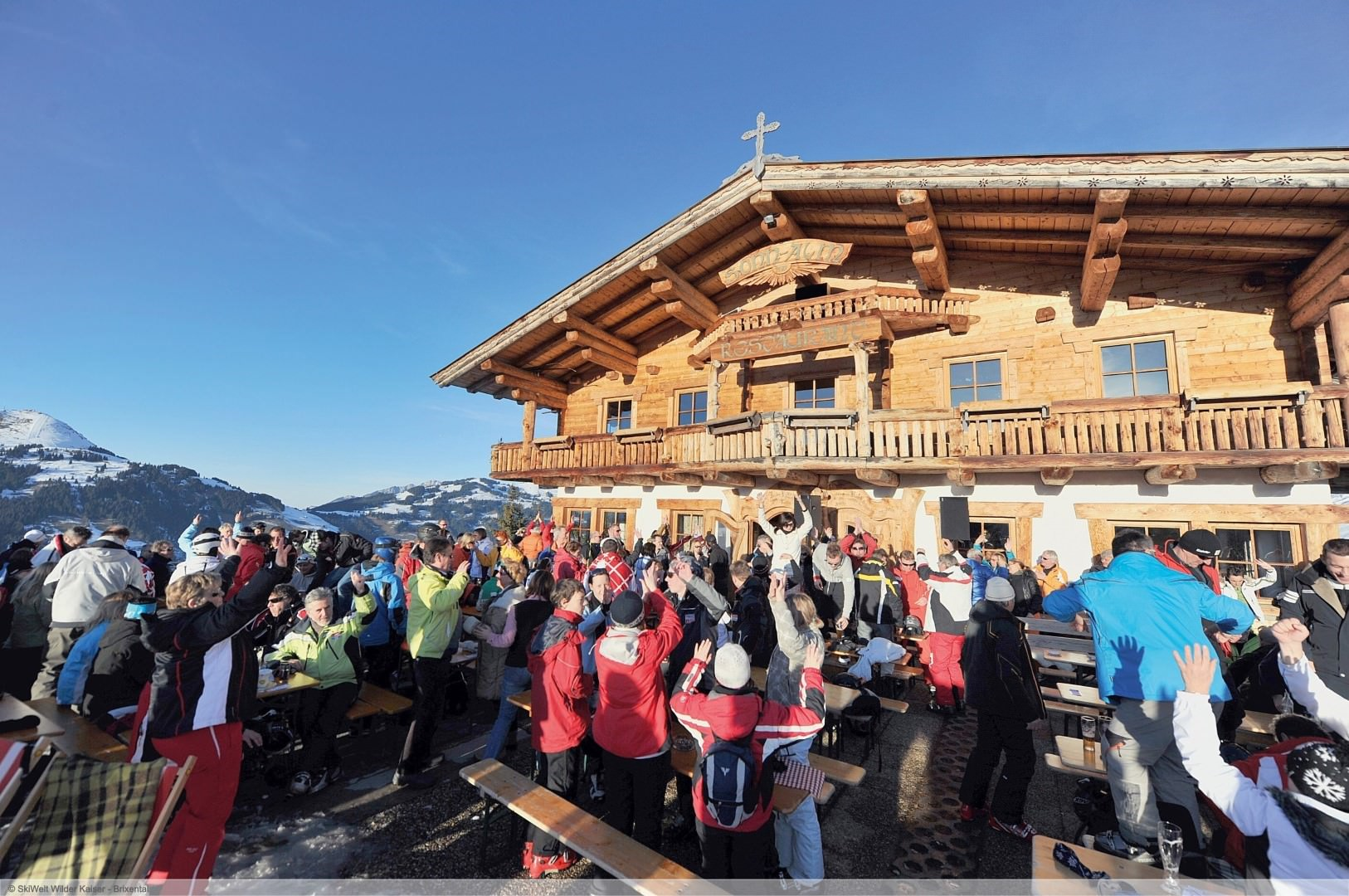 après-ski in Kufstein
