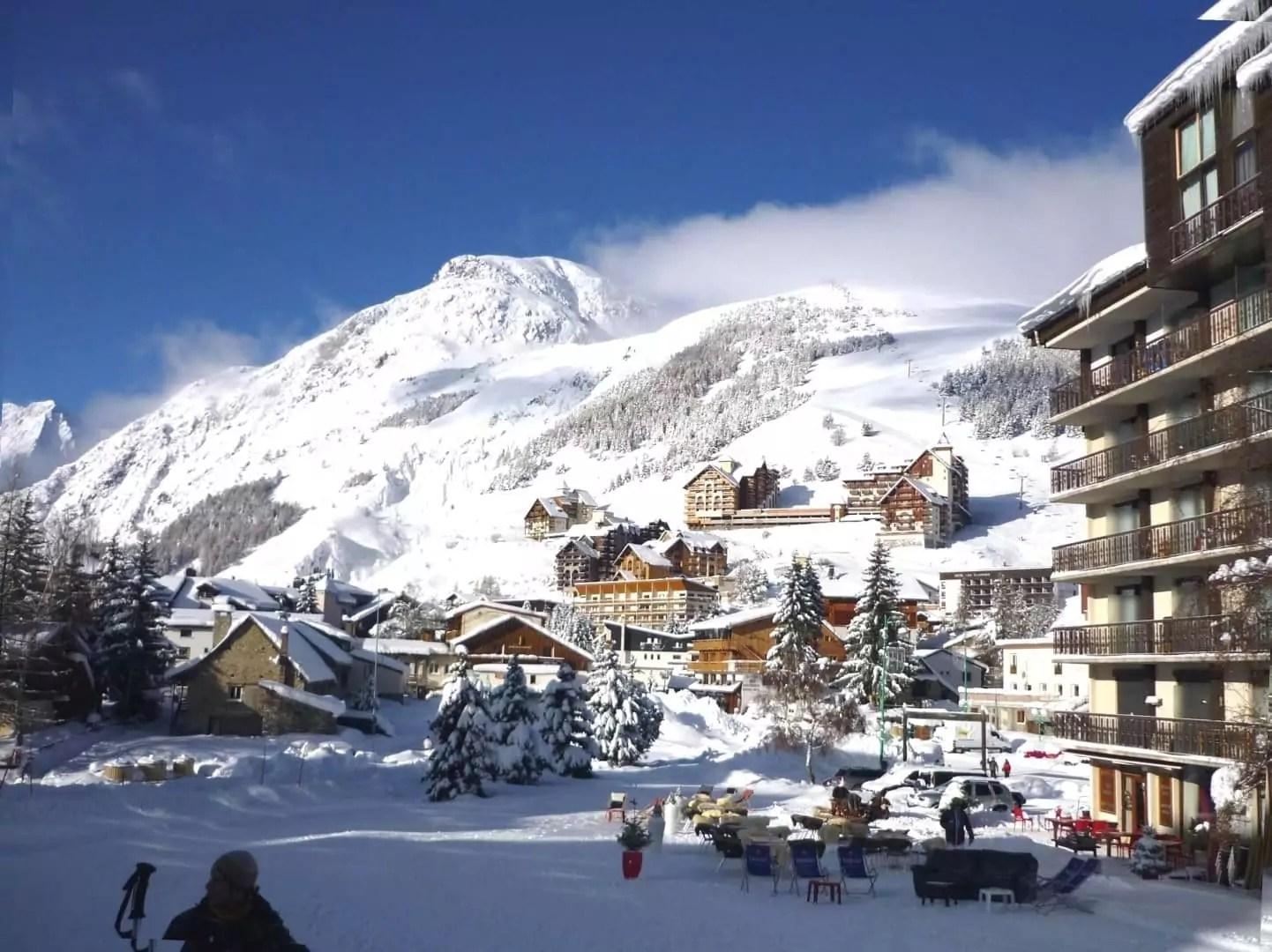 wintersport en aanbiedingen in Les 2 Alpes