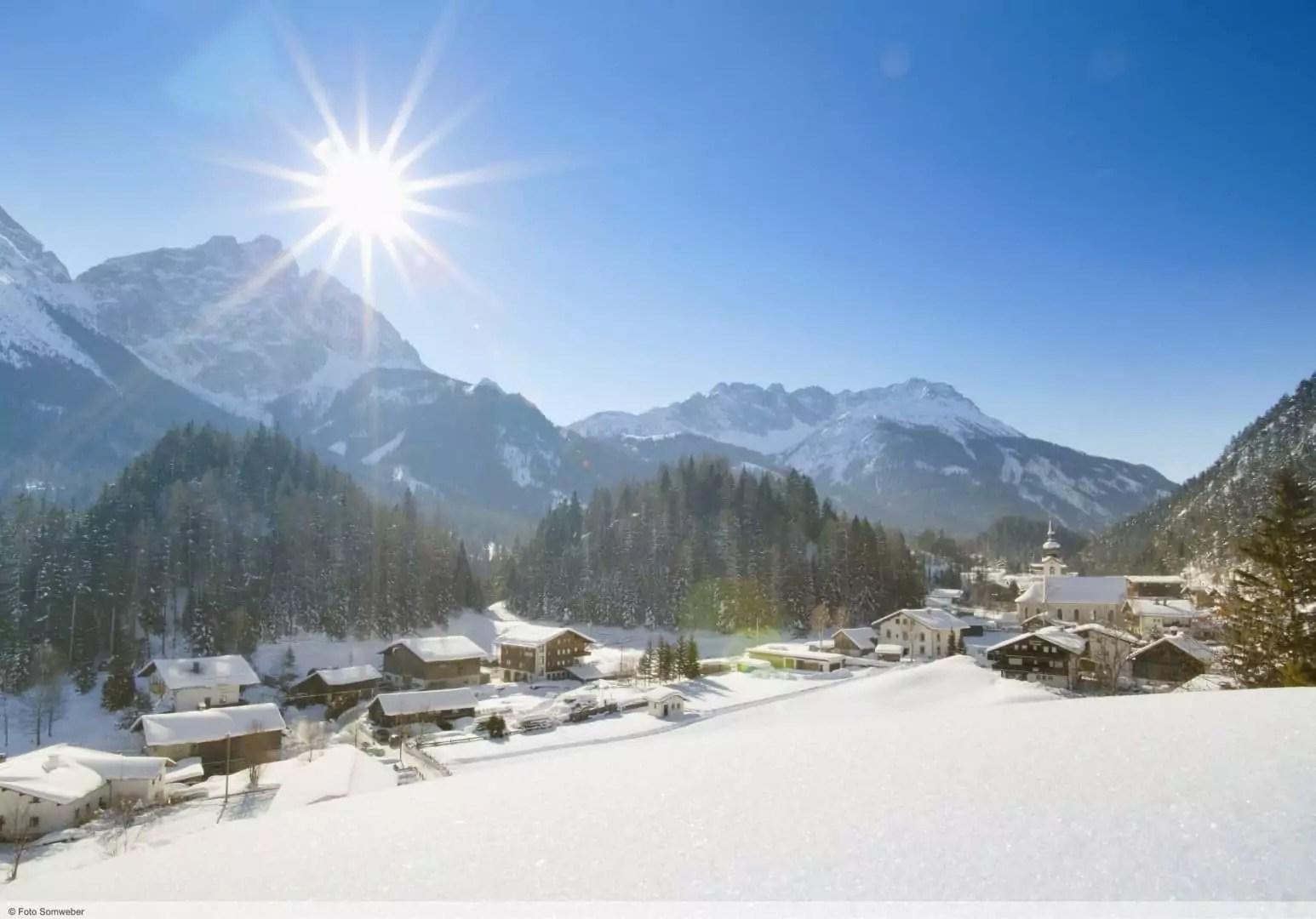 wintersport en aanbiedingen in Biberwier