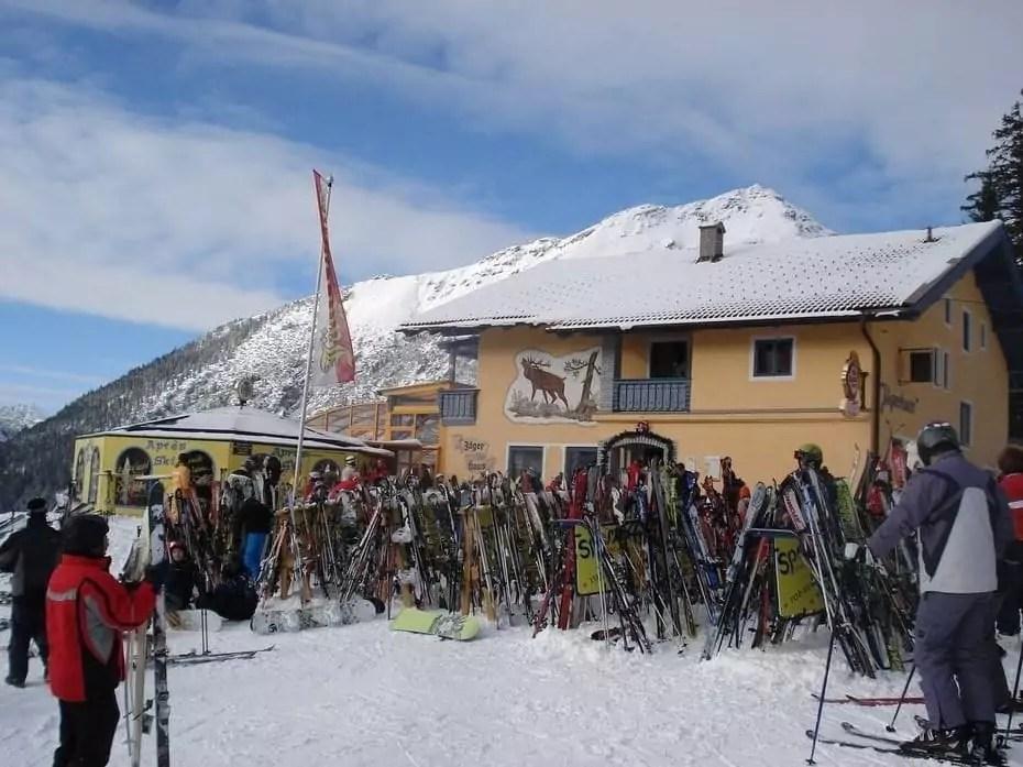 après-ski in Heiterwang