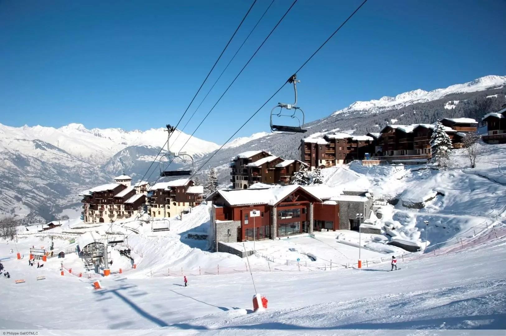 wintersport en aanbiedingen in Les Coches