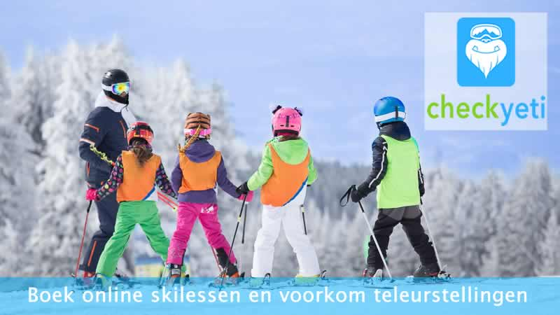 Boek online je skilessen
