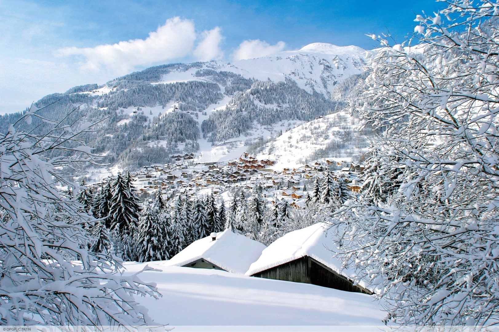 wintersport en aanbiedingen in La Plagne