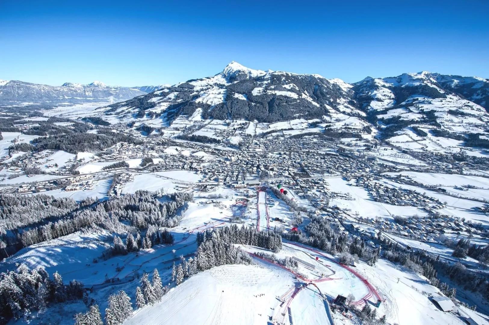 wintersport en aanbiedingen in Kitzbühel