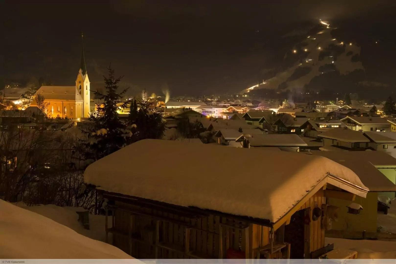 wintersport en aanbiedingen in Kössen
