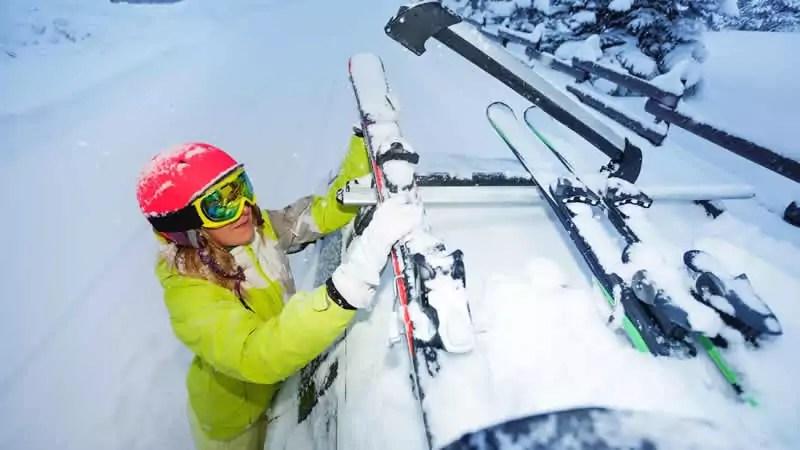 Auto beste vervoersmiddel wintersport?