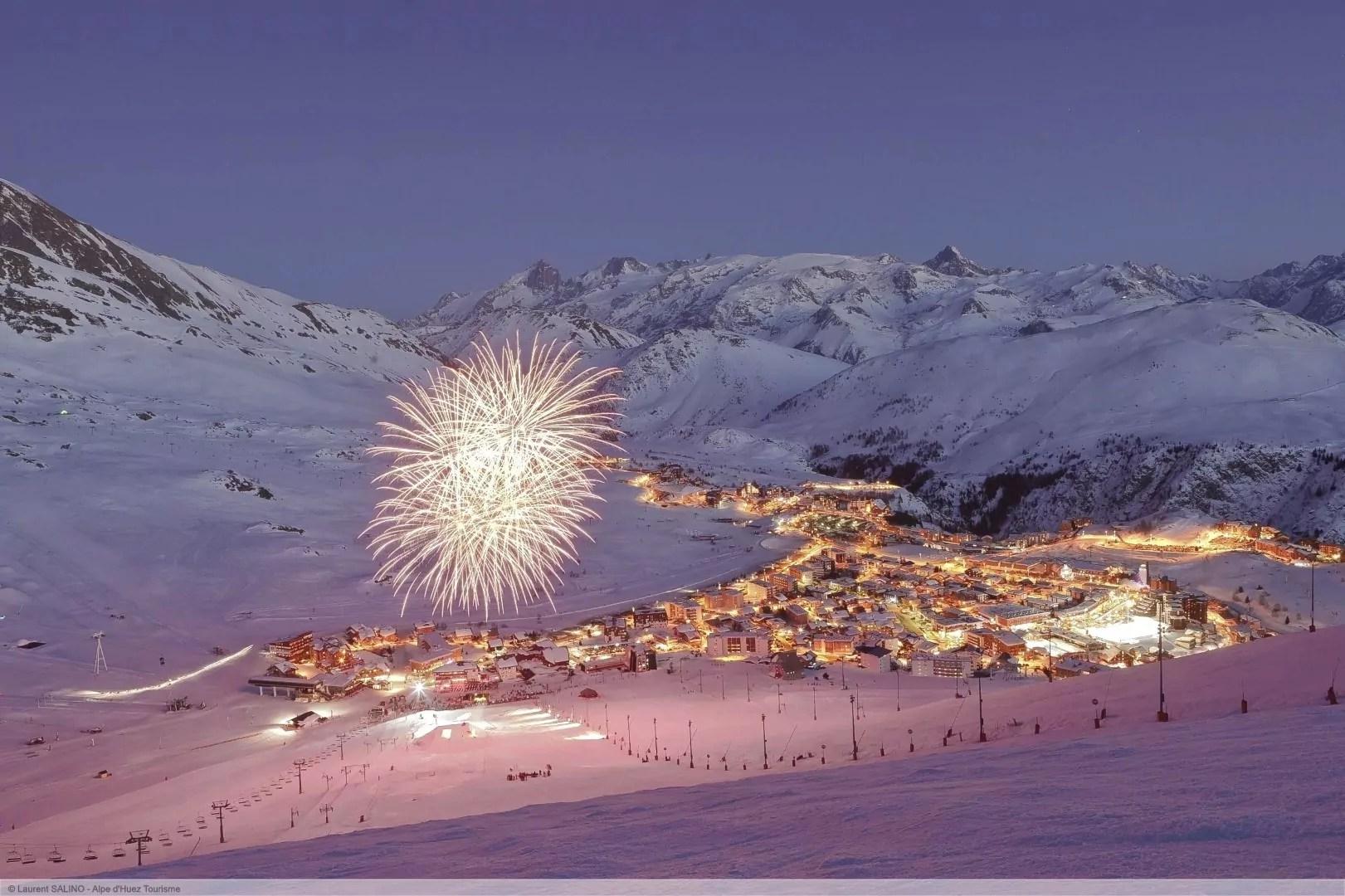 après-ski in Alpe d'Huez