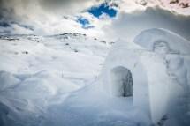 De Grootste Iglo Ter Wereld Staat In Zermatt - Wintersportgids