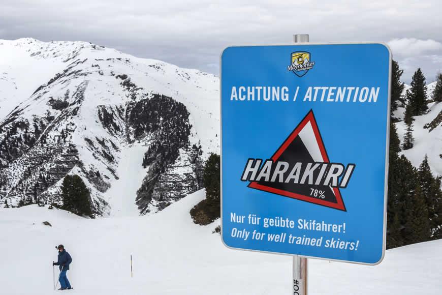 Harikiri Mayrhofen