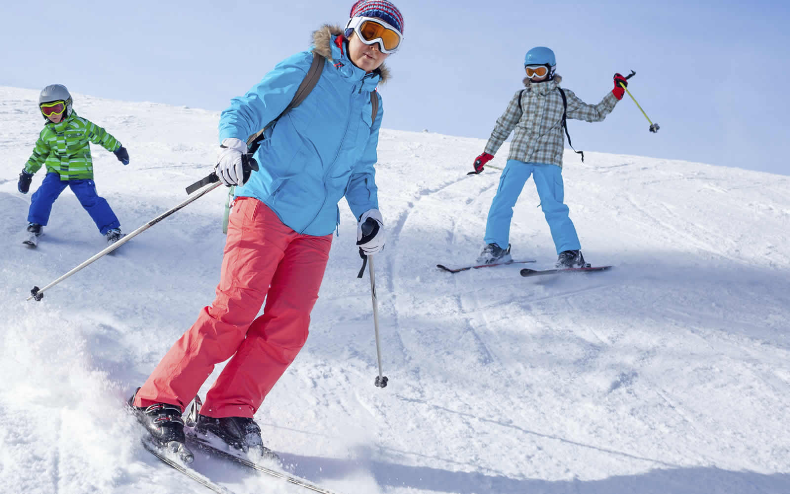 Wintersport Schoolvakanties