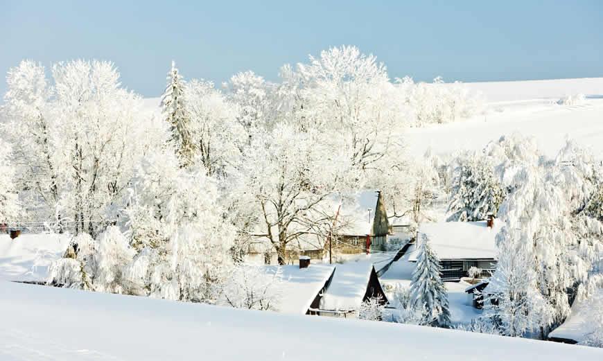 Wintersport in Tsjechië en Polen