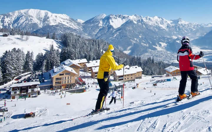 Luxe en kindvriendelijke wintersport Landal Skilife