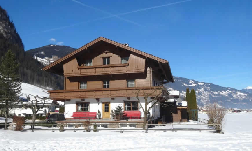Aanbieding Mayrhofen