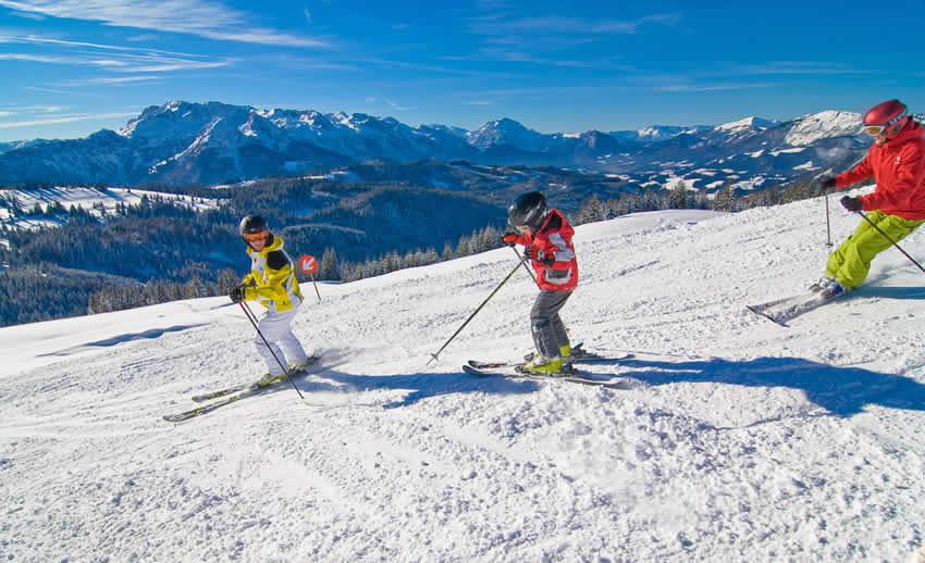Wintersport Kerst, kindvriendelijk en aanbiedingen