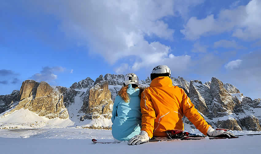 Dolomiti Superski Wintersport