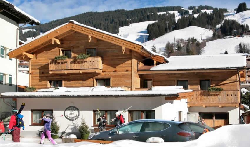 Wintertrex Saalbach