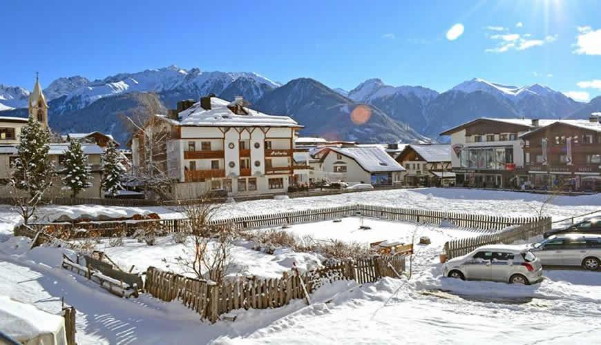 Hotel Bergland Serfaus