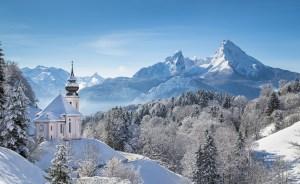 Wintersport Beieren