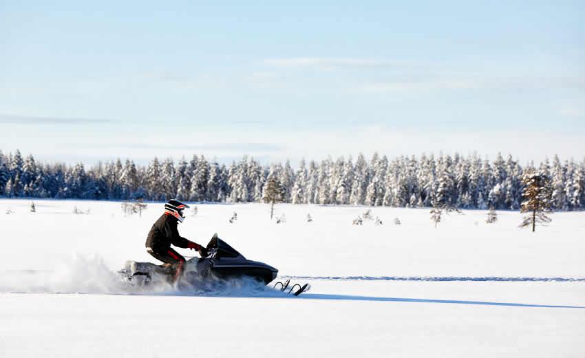 Wintersport Fins Lapland