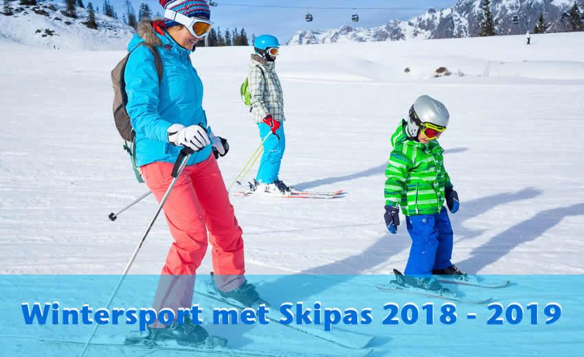 Wintersport 2018 en 2019