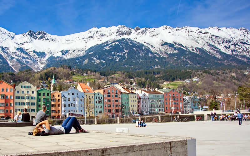 Innsbruck en wintersport in de meivakantie