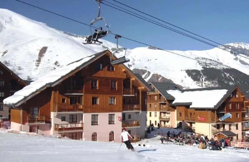 WinterTrex Saint-Sorlin