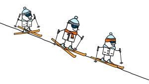 Vroegboeken wintersport of last minute