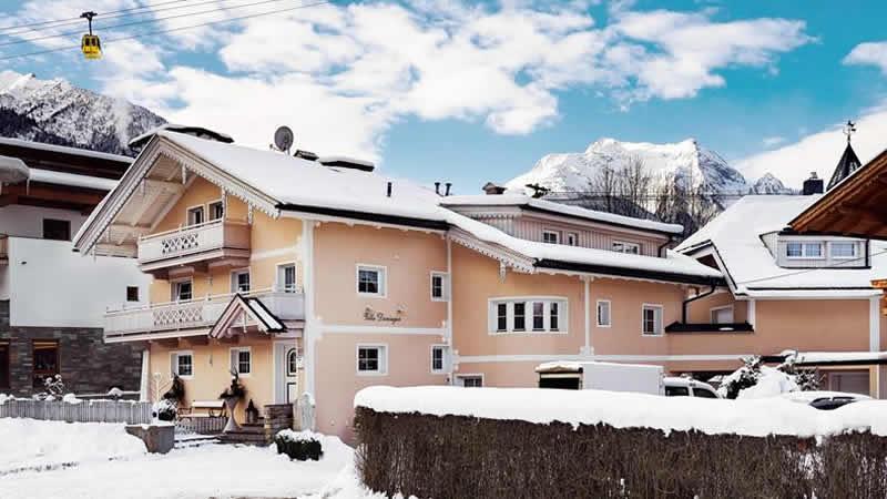 Appartementen Darlinger Mayrhofen