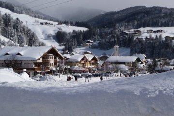 Kerstweek Filzmoos Wintersport Oostenrijk upload Ronald