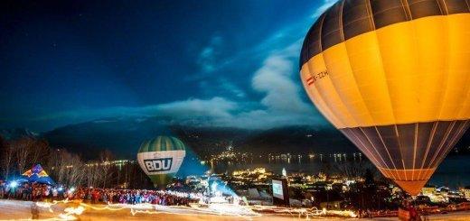 Balloonalps Zell am See- Karpun