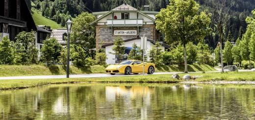 Sensatie en avontuur in St Anton am Arlberg