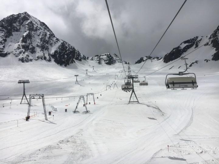Opening Stubaier Gletscher