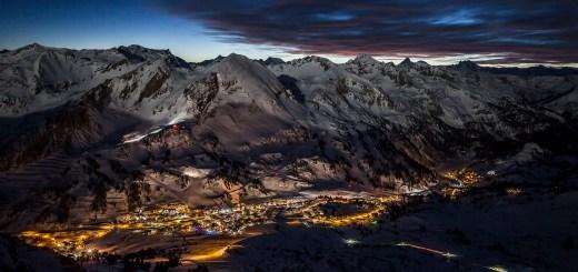 Nachtskiën in Obertauern