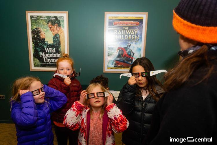 New glasses - Matariki Celebration in Alexandra 2021 - Photo by Clare Toia-Bailey