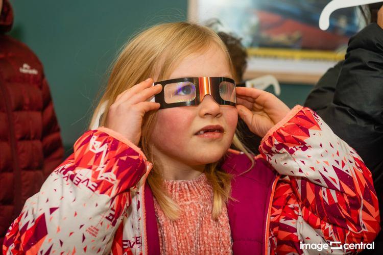 Cool glasses - Matariki Celebration in Alexandra 2021 - Photo by Clare Toia-Bailey