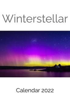 Winterstellar Calendar 2022