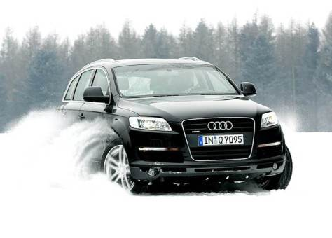 Audi Q7 Winter Wheels