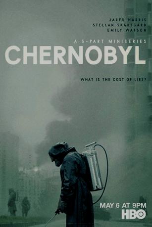 Chernobyl 核爆家園